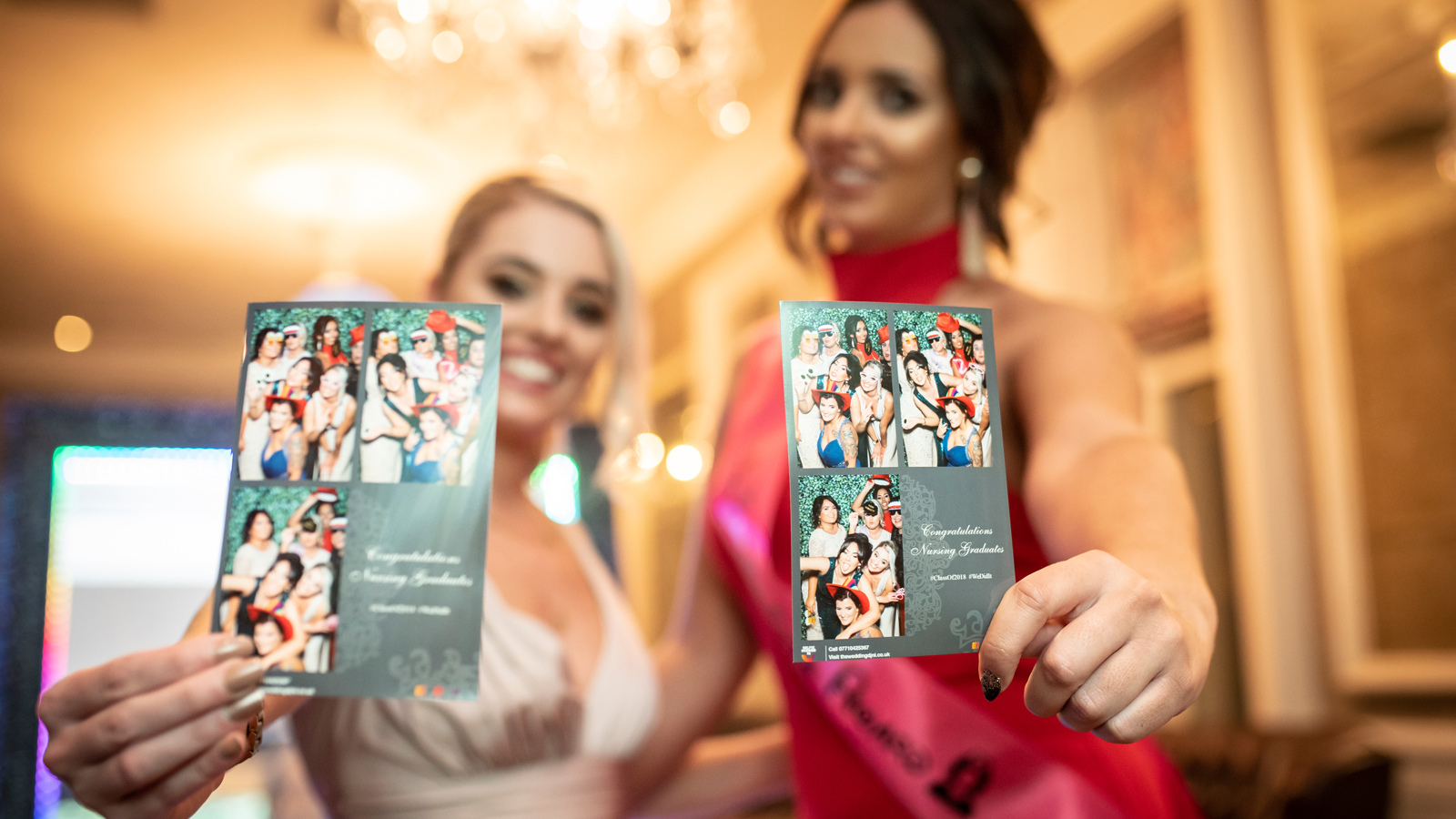Complete Photo Booth Rental Package